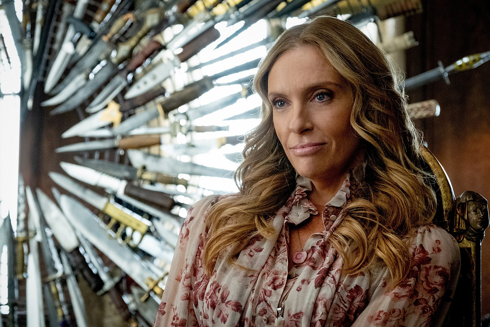 Toni Collette in Rian Johnson's Knives Out