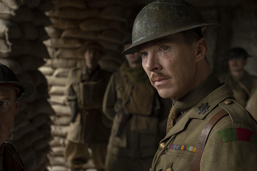 Benedict Cumberbatch in Sam Mendes' 1917