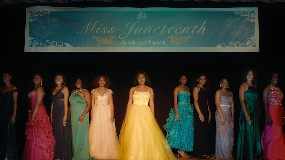 Alexis Chikaeze in Channing Godfrey Peoples' Miss Juneteenth