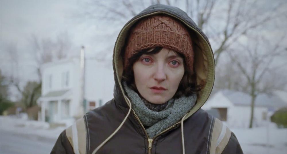 Larissa Corriveau in Denis Cote's Ghost Town Anthology