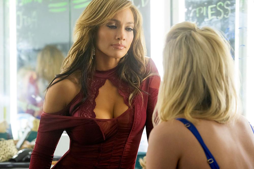 Jennifer Lopez in Lorene Scafaria's Hustlers