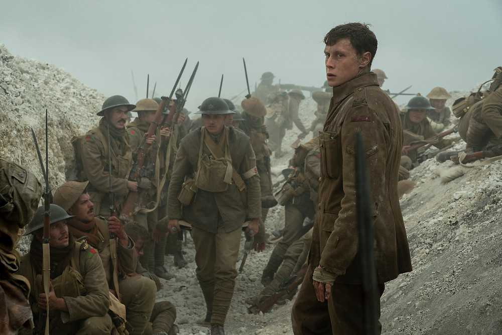 George MacKay in Sam Mendes' 1917