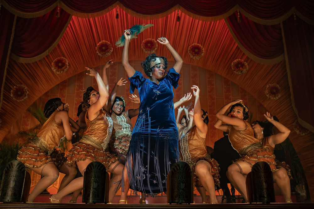 Viola Davis in George C. Wolfe's Ma Rainey's Black Bottom
