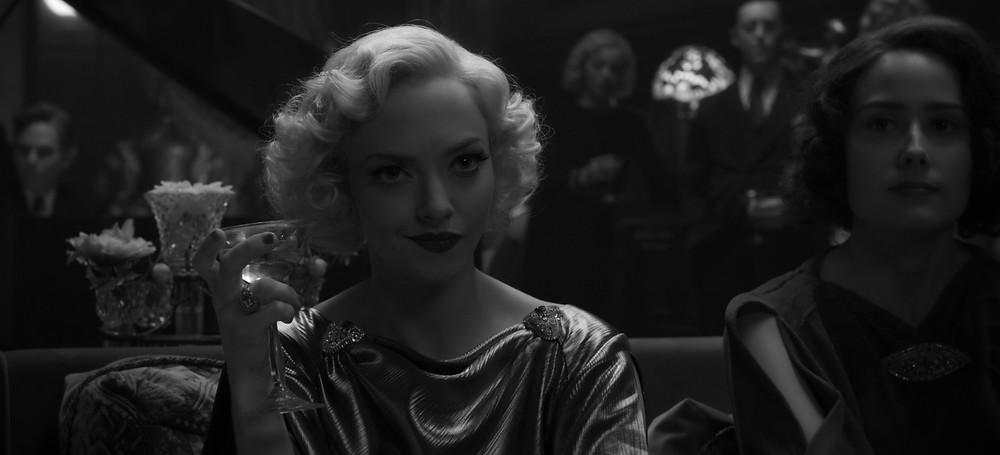 Amanda Seyfried in David Fincher's Mank