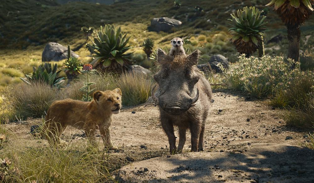 Jon Favreau's The Lion King