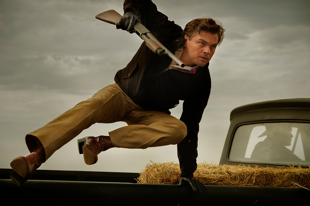 Leonardo DiCaprio in Quentin Tarantino's Once Upon a Time... in Hollywood