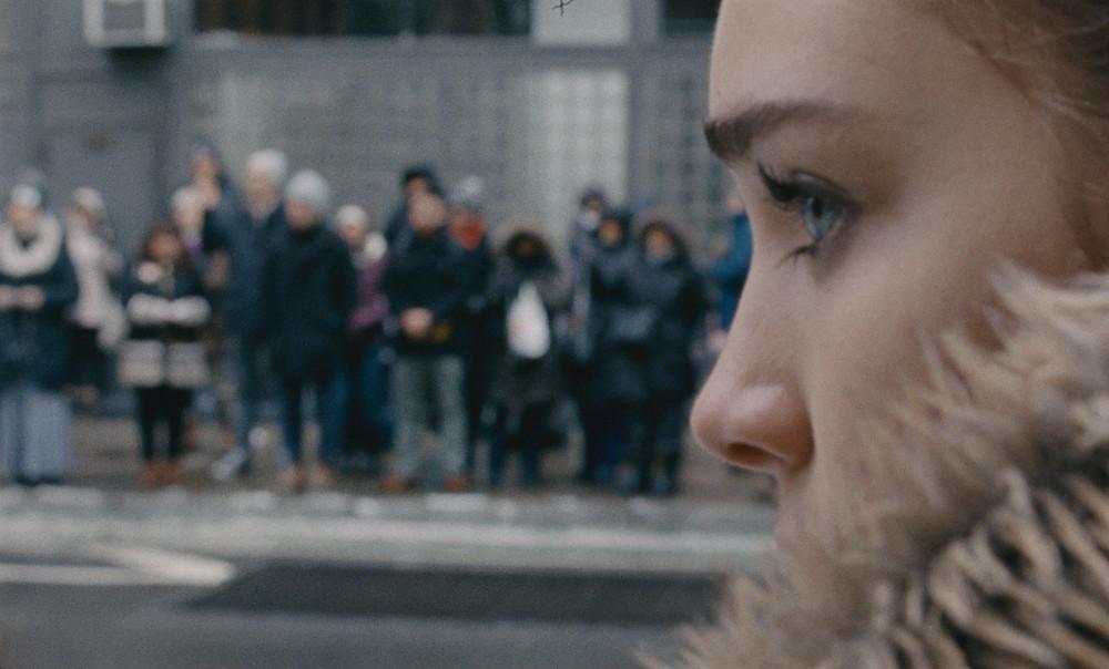 Talia Ryder in Eliza Hittman's Never Rarely Sometimes Always