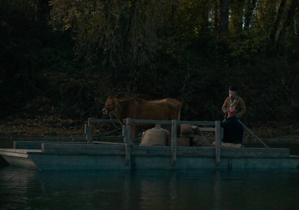 Kelly Reichardt's First Cow
