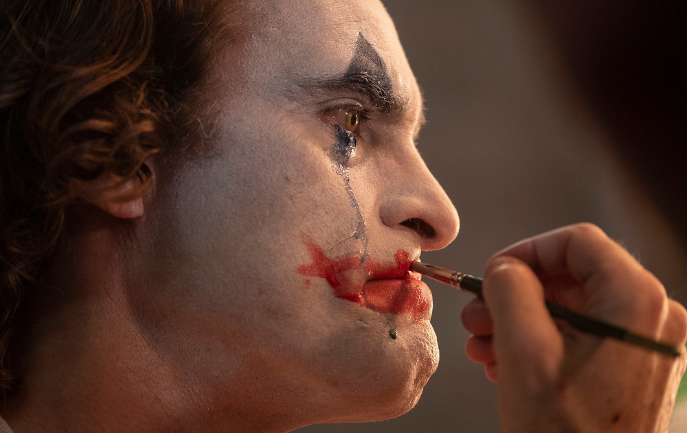 Joaquin Phoenix in Todd Phillips' Joker