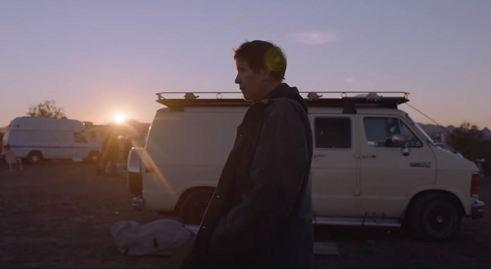 Frances McDormand in Chloe Zhao's Nomadland