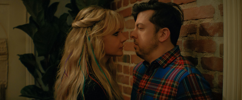 Carey Mulligan and Christopher Mintz-Plasse in Emerald Fennell's Promising Young Woman