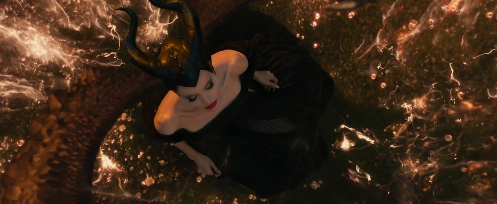 Angelina Jolie in Joachim Ronning's Maleficent: Mistress of Evil