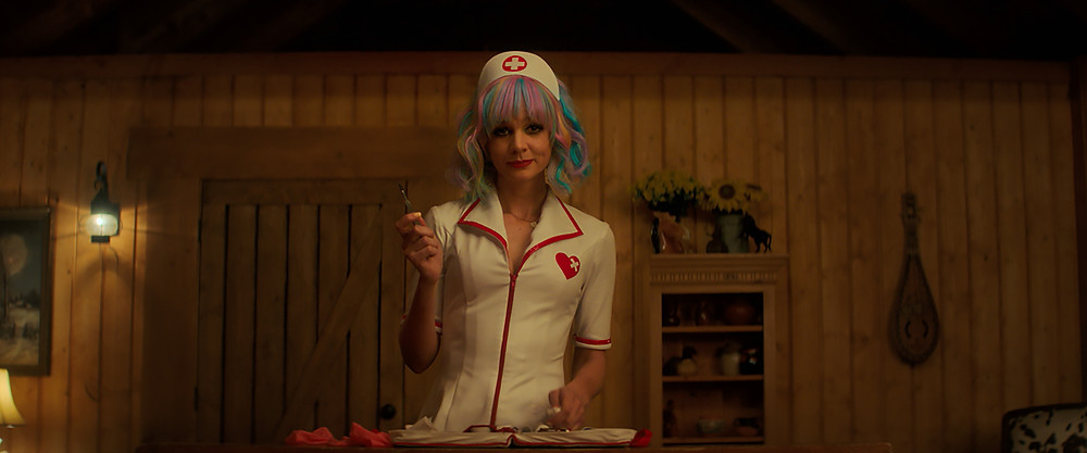 Carey Mulligan in Emerald Fennell's Promising Young Woman