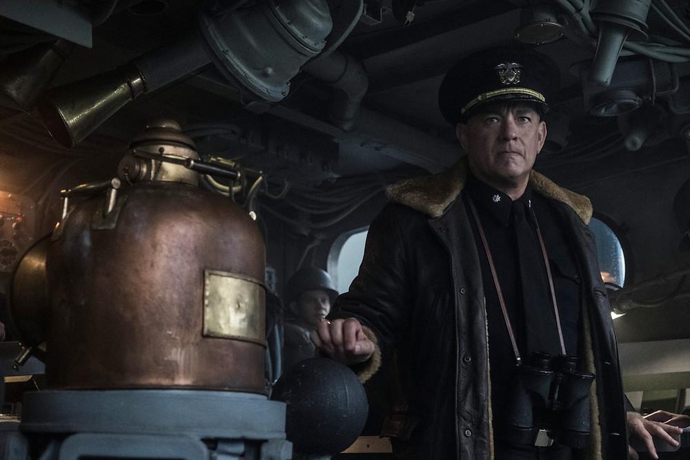 Tom Hanks in Aaron Schneider's Greyhound