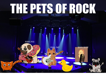 The Pets of Rock