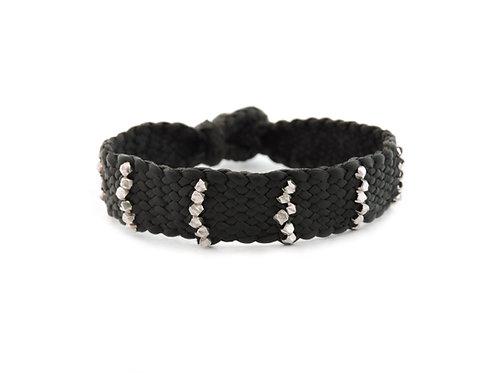 bracelet silver line