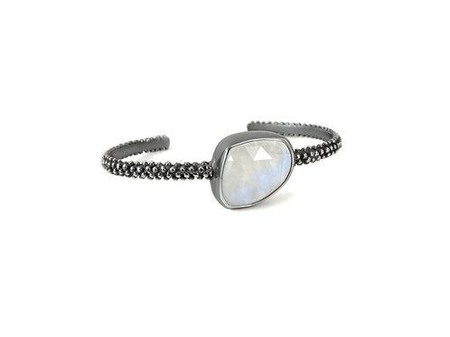 bracelet erizo moonstone