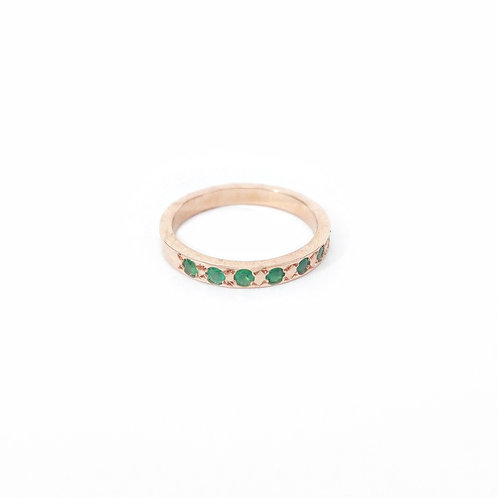 ring churu emerald