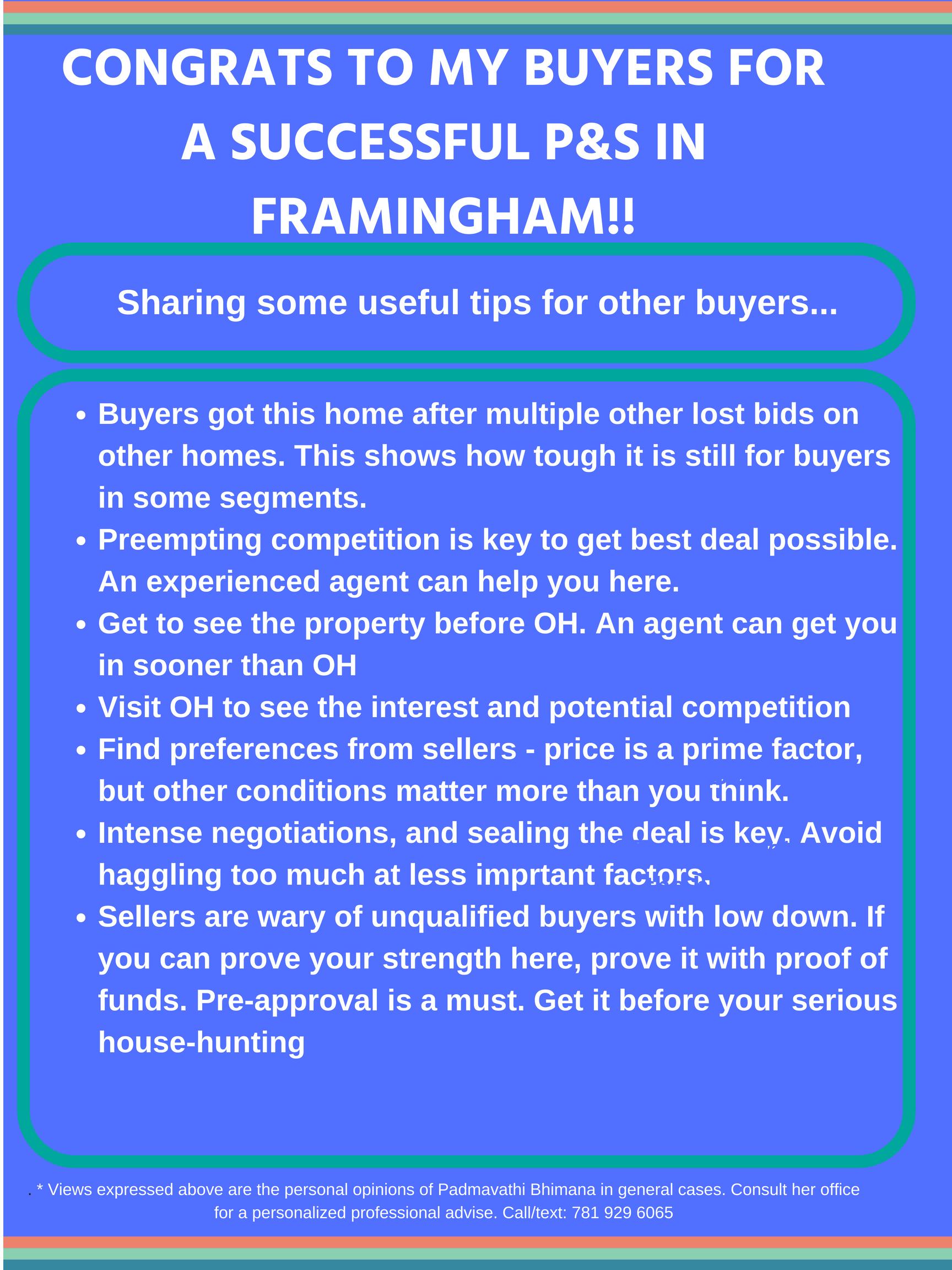 FraminghamSaleLessons
