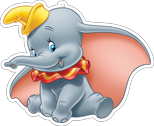 MYC Disney Characters - Dumbo 20in.png
