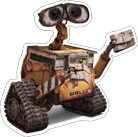 MYC Disney Characters - Wall-E 22in.png