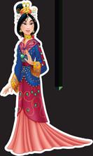 Disney Princess - Mulan 36in.png