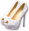 MYC - White with Rhinestone 16in.png