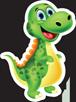 MyYardCelebration-DinosaursTyrannosaurus