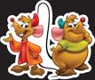 Disney Princess - Cinderella Gus n Jaq 1