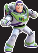 MYC Disney Characters - Buzz Lightyear 2