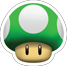 MYC Mario - Green Mushroom 10in.png