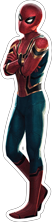 MYC - SpiderMan Standing 36in.png