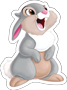 MYC Disney Characters - Thumper 14in.png