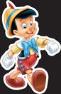 MYC Disney Characters - Pinocchio 21in.p