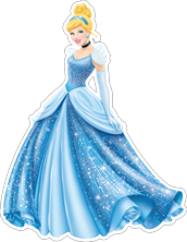 Disney Princess - Cinderella 36in.png