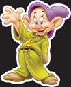 Disney Princess - Snow White Dopey 20in.