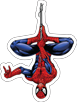 MYC - SpiderMan Hanging Out 16in.png