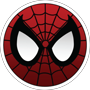 MYC - SpiderMan Round Face 14in.png