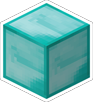 MYC Minecraft - Diamond Block 16in.png