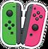 MYC-SwitchConrollers-LimePinkJoyCon-11in