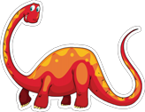 MyYardCelebration-DinosaursBrontosaurus-