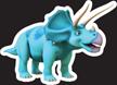 MyYardCelebration-DinosaursTriceratops-1