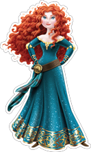 Disney Princess - Merida 36in.png