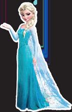 Disney Princess - Elsa 36in.png
