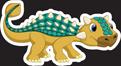 MyYardCelebration-DinosaursAnkylosaurusB