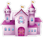 MYC -Castle - Dark Pink 20in.png