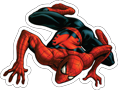 MYC - SpiderMan Crawing 14in.png