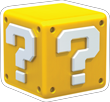 MYC Mario - Gold Gift Block 16in.png
