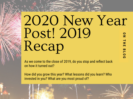 What Does 2020 Hold For You?