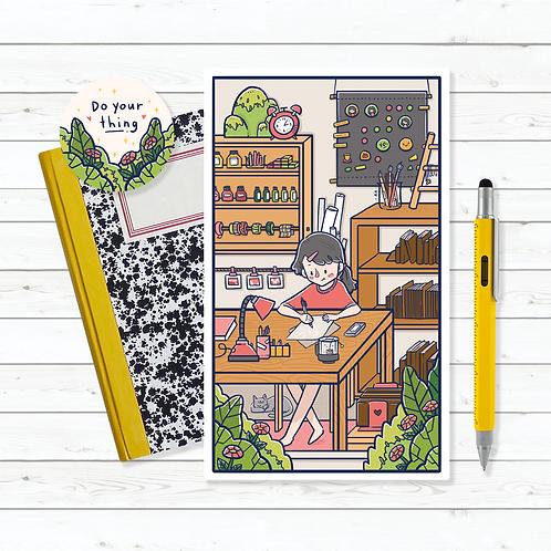 Azreenchan | Postcard | Do Your Thing